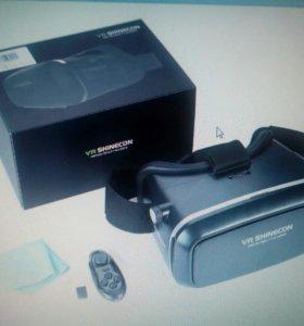 Виртуальные 3D очки для смартфонов 3,5-6