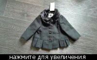Пальто, джимбори,новое,р6-12