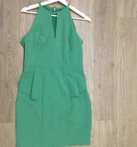 Платье miss Selfidge мятного цвета
