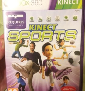 XBOX 360 | Kinect Sports 1