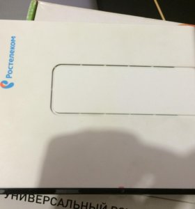 Ростелеком интернет Wi-Fi  роутер