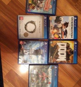 OVERWATCH doom PS4