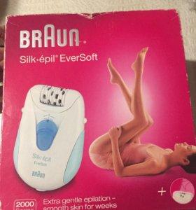 Эпилятор Braun 2370