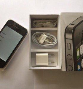 iPhone 4s 8/16Gb как новые