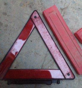 Аварийный треугольник