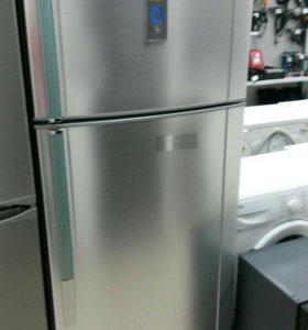 Холодильник Sharp SJ-P482N-SL