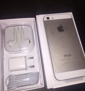 iPhone 5s 32 гб Gold(REF)