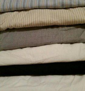 Рубашки мужские 7 шт.