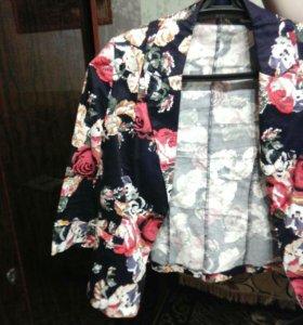 Пиджак женский 48 размер