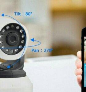 Камера наблюдения Wi-Fi