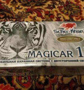 Сигнализация Scher-Khan Magicar 11
