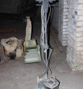 Шлифовальная машина по бетону Schwamborn ES 420S