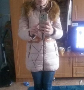 Куртка весна осень.теплая зима