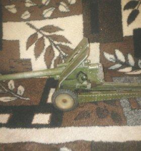 Пушка железная