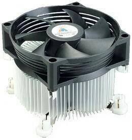 Куллер с радиатором GlacialTech Igloo 5050 (S775)