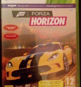 Игра для Xbox 360. Новая, лицензия. Forza horizon