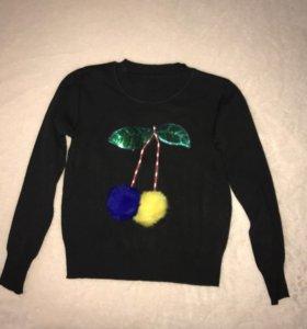 Новый свитер 42