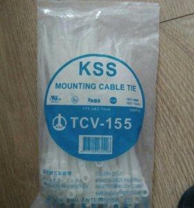 Кабельная стяжка Tcv-155 17,5x3,5