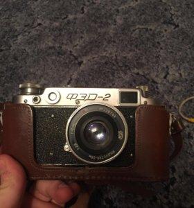 Фотоаппарат fed-2