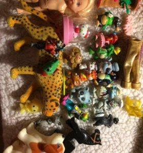 Ассорти игрушек