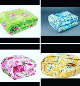 Одеяла халафайбер
