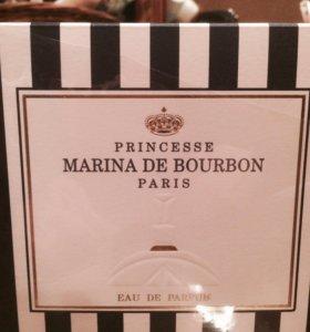 Eau de parfum Princess Marina de Bourbon