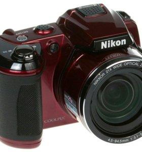 Фотоаппарат Никон L120