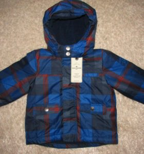Новая куртка Tom Tailor