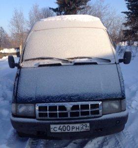 ГАЗ Газель 2705 2.3МТ фургон