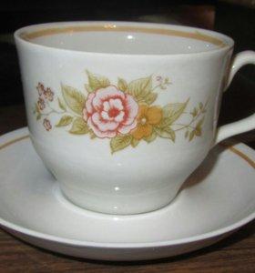 Чайный сервиз Полонский завод худ керамики