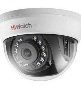 Видеонаблюдение 8 HD камер и HD видеорегистратор:
