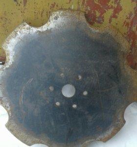 Рамашки и ступица на БДМ 4