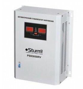 Стабилизатор напряжения STURM (Германия)