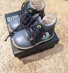 Ботиночки для мальчика