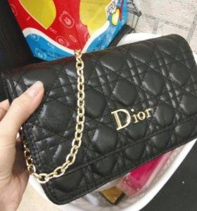 Новая сумка Dior