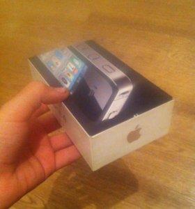 Коробка на айфон 4s