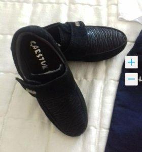 Туфли новые 25 р-р