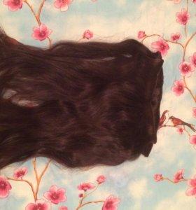 Продам натуральные волосы