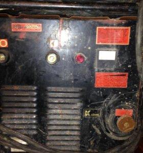 Сварочный аппарат на 380w