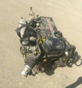 Двигатель 3s-ge beams алтеза