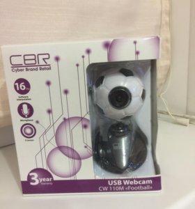 Веб камера с микрофоном в виде футбольного меча