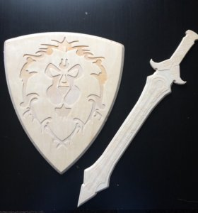 Шит и меч