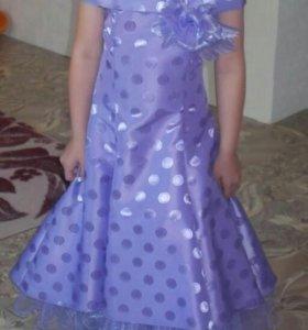Платье на8-10лет