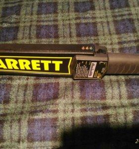 Металлодетектор гаррет