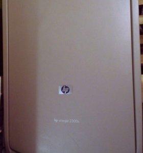 Сканер HP б/у