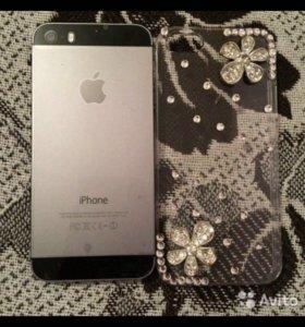 Чехол на iPhone 5/5 s