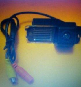 Камера заднего вида polo sedan, skoda fabia