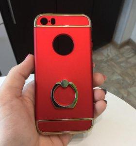 Новый чехол для iPhone 5/5s