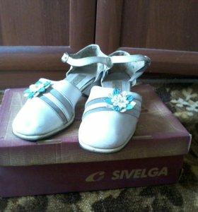Обувь для девочки р.33