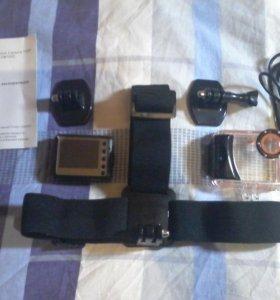 Action camera,экшен камера 720 р